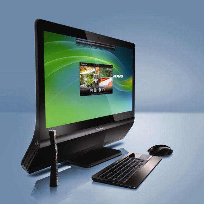 Ảnh của Lenovo IdeaCentre 600 All-in-One PC