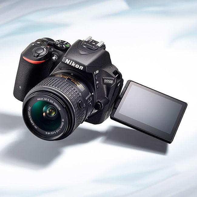 Ảnh của Nikon D5500 DSLR