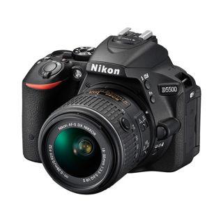 Ảnh của Nikon D5500 DSLR - Black