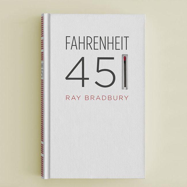 Ảnh của Fahrenheit 451 by Ray Bradbury