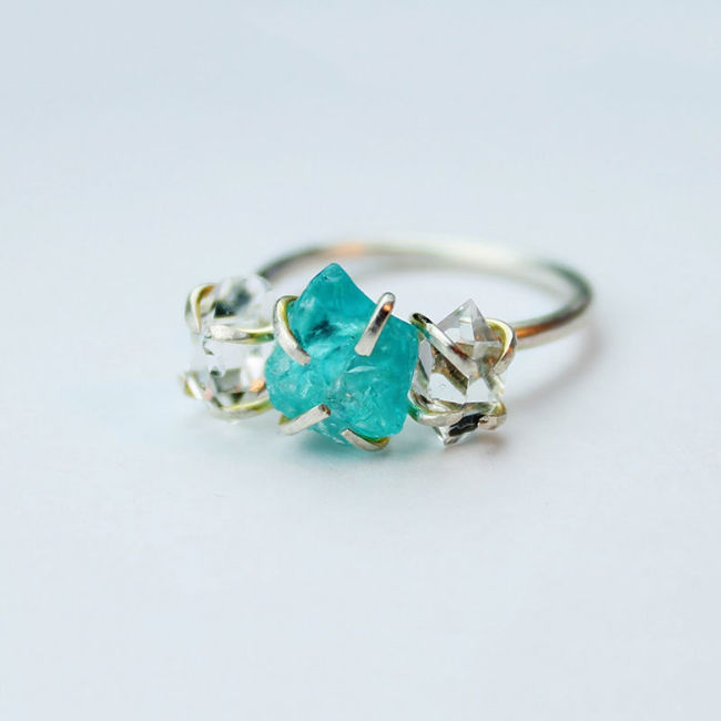 Ảnh của Vintage Style Engagement Ring